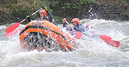 White Water Rafting photo